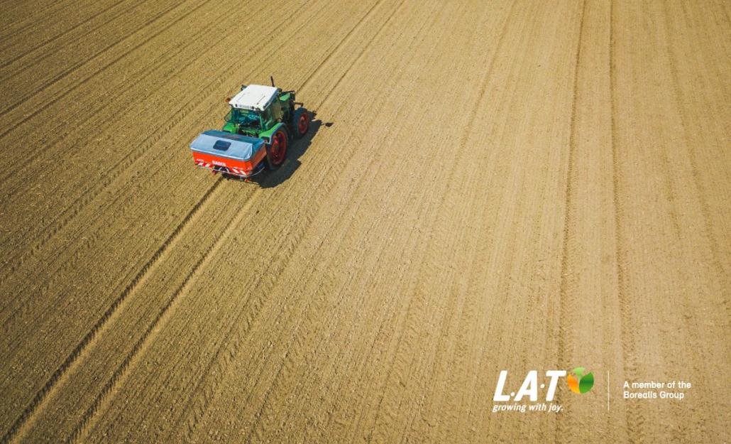 Die Auswahl des richtigen Düngers ist die Basis für eine gute Ernte (Bildquelle: Borealis L.A.T).